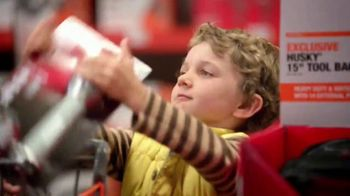 The Home Depot TV Spot, 'Holidays: Planning Surprises: Battery Packs' - Thumbnail 4