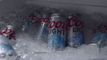 Coors Light TV Spot, 'Party Cooler' - Thumbnail 4