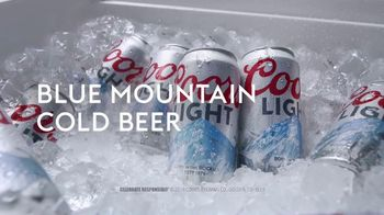 Coors Light TV Spot, 'Party Cooler'