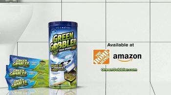 Green Gobbler Drain Opening Pacs TV Spot, 'Activated by Water' - Thumbnail 10