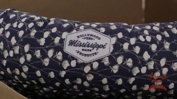 Hollywood Feed TV Spot, 'Mississippi Made Dog Beds' - Thumbnail 10