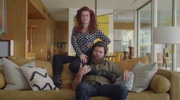 Sling TV Spot, 'Statue: Roku' Featuring Nick Offerman, Megan Mullally - Thumbnail 2