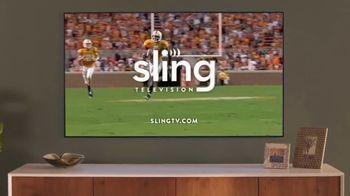 Sling TV Spot, 'Statue: Roku' Featuring Nick Offerman, Megan Mullally - Thumbnail 9