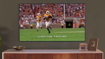 Sling TV Spot, 'Statue' Featuring Nick Offerman, Megan Mullally - Thumbnail 9