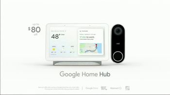 Google Home Hub TV Spot, 'See the Door: $80 Off' Song by Jacqueline Taieb - Thumbnail 10