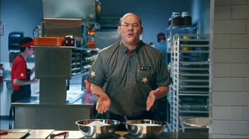 Hardee's Hand-Breaded Chicken Tenders Combo TV Spot, 'No Wrong Way' Featuring David Koechner