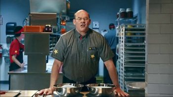 Hardee's Hand-Breaded Chicken Tenders Combo TV Spot, 'No Wrong Way' Featuring David Koechner - Thumbnail 1