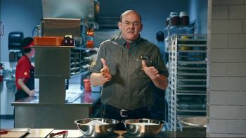 Hardee's Hand-Breaded Chicken Tenders Combo TV Spot, 'No Wrong Way' Featuring David Koechner - Thumbnail 2