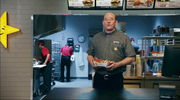 Hardee's Hand-Breaded Chicken Tenders Combo TV Spot, 'No Wrong Way' Featuring David Koechner - Thumbnail 4