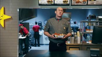 Hardee's Hand-Breaded Chicken Tenders Combo TV Spot, 'No Wrong Way' Featuring David Koechner - Thumbnail 6
