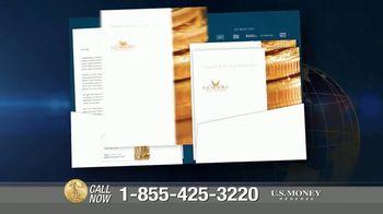 U.S. Money Reserve TV Spot, 'Thousands of Clients'