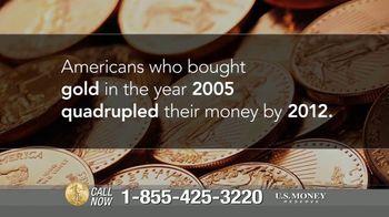 U.S. Money Reserve TV Spot, 'Thousands of Clients' - Thumbnail 5