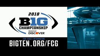 Big Ten Conference TV Spot, '2018 Football Championship' - Thumbnail 8