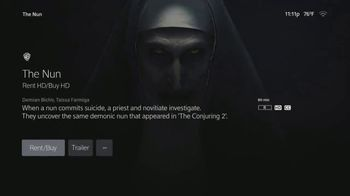 XFINITY On Demand TV Spot, 'X1: The Nun'