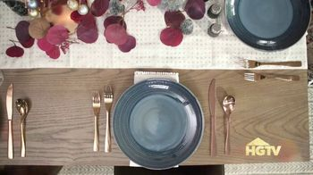 Target TV Spot, 'HGTV: Celebrate the Holidays in Style' - Thumbnail 3