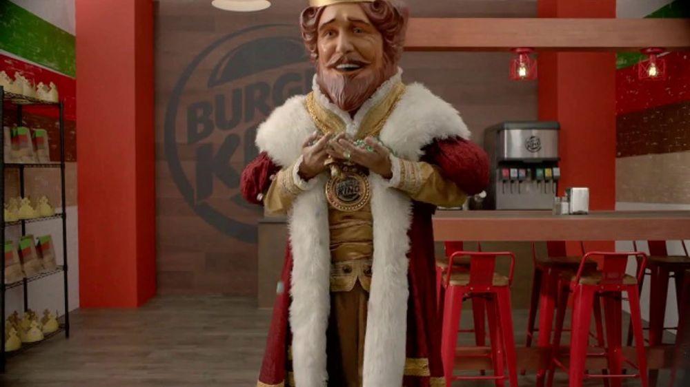Redhead burger king commercial pics 521