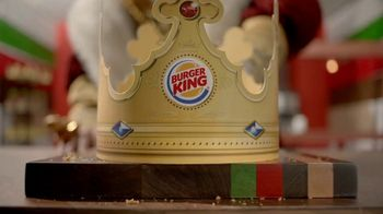 Burger King Chicken Nuggets TV Spot, 'The King's Lost His Marbles' - Thumbnail 1