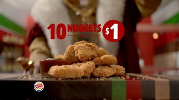 Burger King Chicken Nuggets TV Spot, 'The King's Lost His Marbles' - Thumbnail 2