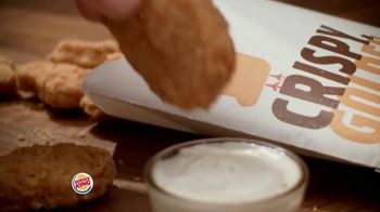 Burger King Chicken Nuggets TV Spot, 'The King's Lost His Marbles' - Thumbnail 6
