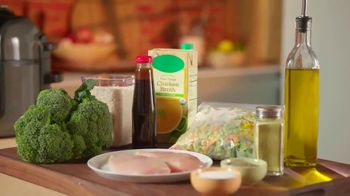 Ninja Foodi TV Spot, 'Cooking Channel: Teriyaki Chicken'