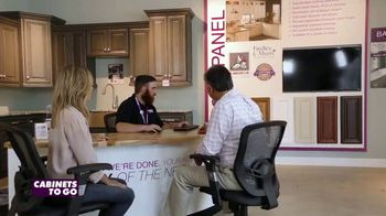 Cabinets To Go TV Spot, 'Why CTG: Waterproof Flooring'
