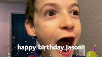 Walt Disney World Resort TV Spot, 'Best Day Ever: Jason's Birthday'