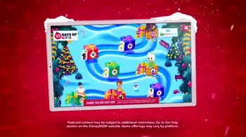 DisneyNOW TV Spot, '25 Days of Christmas and Toys for Tots' - Thumbnail 6