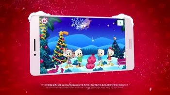DisneyNOW TV Spot, '25 Days of Christmas and Toys for Tots' - Thumbnail 7