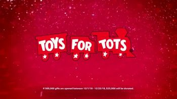 DisneyNOW TV Spot, '25 Days of Christmas and Toys for Tots'