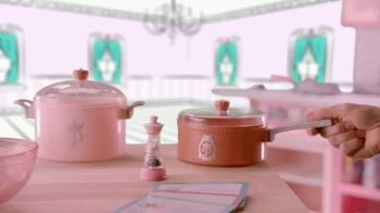 Disney Princess Style Collection TV Spot, 'Disney Channel: Cook Up Some Fun'