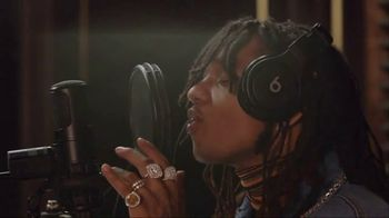 Beats Audio Studio3 Wireless TV Spot, 'Music the Way Post Malone and Swae Lee Intended' - Thumbnail 1
