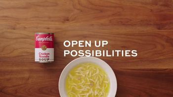 Campbell's Chicken Noodle Soup TV Spot, 'Possibilities' - Thumbnail 2