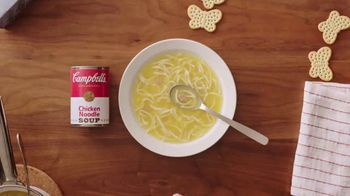Campbell's Chicken Noodle Soup TV Spot, 'Possibilities' - Thumbnail 5