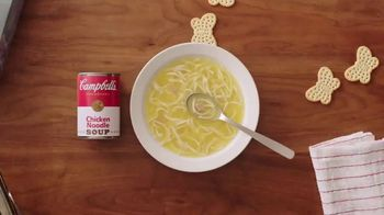 Campbell's Chicken Noodle Soup TV Spot, 'Possibilities' - Thumbnail 7