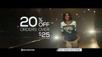 NFL Shop TV Spot, 'Jaguars and Titans Fans' - Thumbnail 7