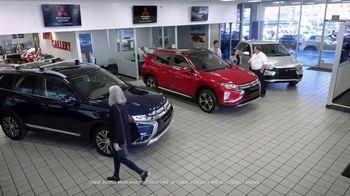 2019 Mitsubishi Eclipse Cross TV Spot, 'In a Mitsubishi' Featuring Jon Bailey [T1] - Thumbnail 2