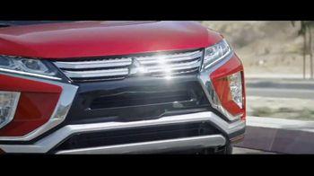 2019 Mitsubishi Eclipse Cross TV Spot, 'In a Mitsubishi' Featuring Jon Bailey [T1] - Thumbnail 6