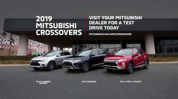 2019 Mitsubishi Eclipse Cross TV Spot, 'In a Mitsubishi' Featuring Jon Bailey [T1] - Thumbnail 8