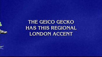 GEICO TV Spot, 'Accent' - Thumbnail 2