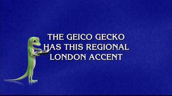 GEICO TV Spot, 'Accent' - Thumbnail 3