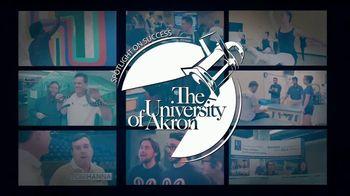 The University of Akron TV Spot, 'Spotlight on Success: WZIP' Featuring Matt Kaulig - Thumbnail 3