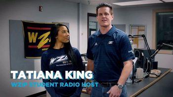 The University of Akron TV Spot, 'Spotlight on Success: WZIP' Featuring Matt Kaulig - Thumbnail 4
