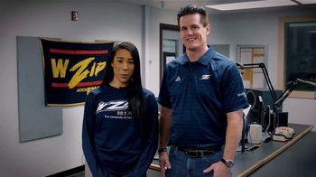 The University of Akron TV Spot, 'Spotlight on Success: WZIP' Featuring Matt Kaulig - Thumbnail 6