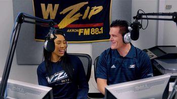 The University of Akron TV Spot, 'Spotlight on Success: WZIP' Featuring Matt Kaulig - Thumbnail 8