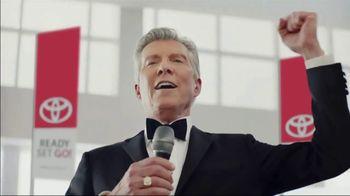 Toyota Ready Set Go! TV Spot, 'Spring Match' Featuring Michael Buffer [T1]