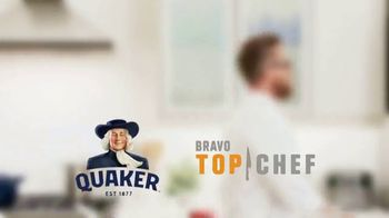 Quaker Old Fashioned Oats TV Spot, 'Bravo: Top Chef' Featuring Richard Blais - Thumbnail 1