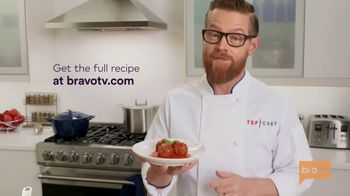 Quaker Old Fashioned Oats TV Spot, 'Bravo: Top Chef' Featuring Richard Blais - Thumbnail 10