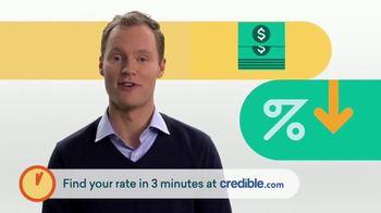 Credible TV Spot, 'Three Minutes'