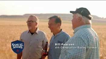Samuel Adams Boston Lager TV Spot, 'Pursue Better: Barley Farmer'