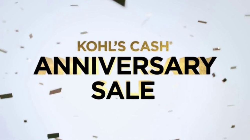 Kohl's Cash Anniversary Sale TV Commercial, 'Green Like Go' Song by Rayelle